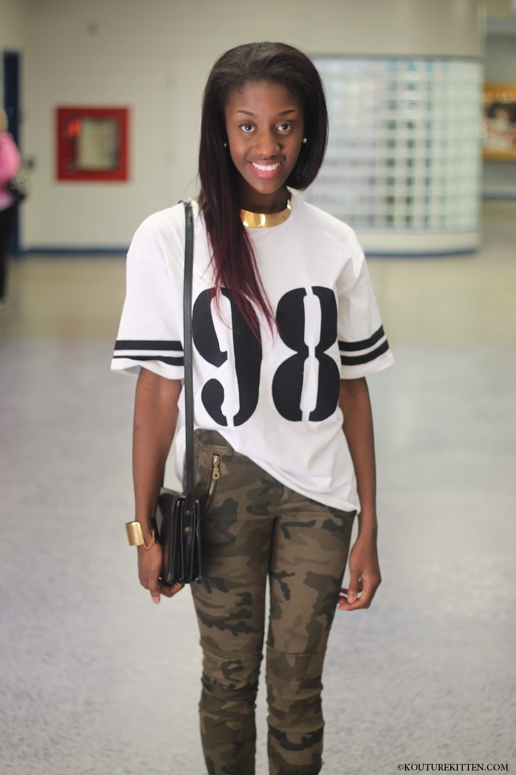 Forever 21 Athletic tee