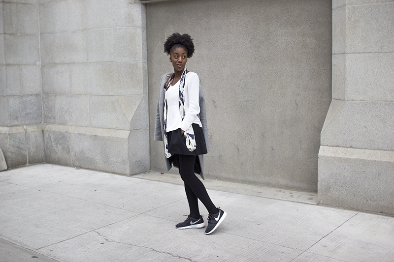 Black and white outfit4