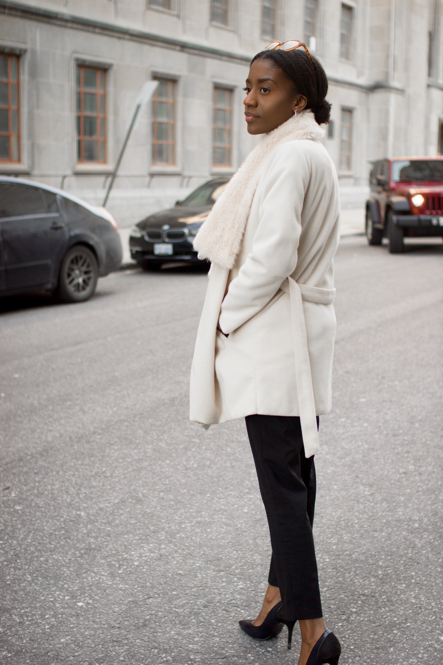 Coat-with-collar